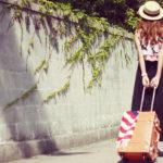 旅行時におすすめ。スーツケースの決定版はコレ。